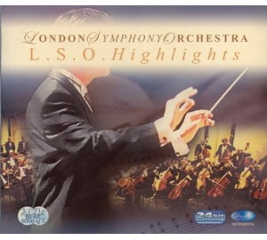 London Symphony Orchestra : L.S.O. HIGHLIGHTS 24bit Remastering CD