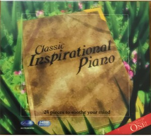 CLASSIC INSPIRATIONAL PIANO 2CD 24bit Mastering