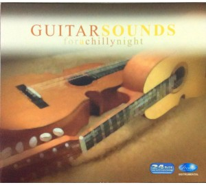 GUITAR SOUNDS FOR A CHILLY NIGHT 24bit Remastering CD